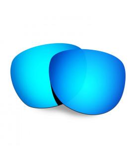 Hkuco Replacement Lenses For Oakley Stringer Sunglasses Blue Polarized