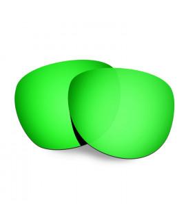 Hkuco Replacement Lenses For Oakley Stringer Sunglasses Emerald Green Polarized