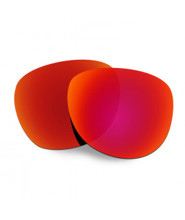 Hkuco Replacement Lenses For Oakley Stringer Sunglasses Red Polarized