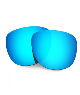 Hkuco Replacement Lenses For Oakley Trillbe X Sunglasses Blue Polarized