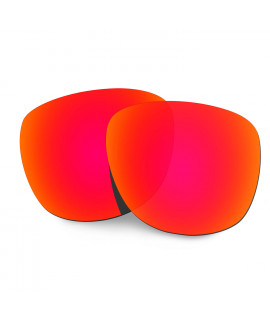 Hkuco Replacement Lenses For Oakley Trillbe X Sunglasses Red Polarized