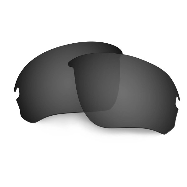 Hkuco Replacement Lenses For Oakley Flak Draft Sunglasses Black Polarized