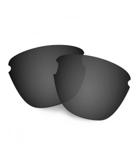 Hkuco Replacement Lenses For Oakley Frogskins Lite Sunglasses Black Polarized