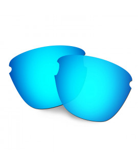 Hkuco Replacement Lenses For Oakley Frogskins Lite Sunglasses Blue Polarized