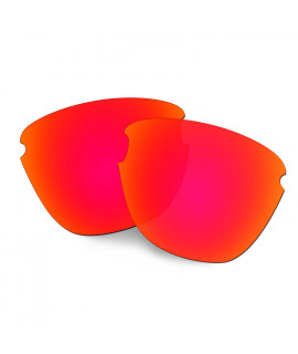 Hkuco Replacement Lenses For Oakley Frogskins Lite Sunglasses Red Polarized