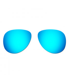 Hkuco Replacement Lenses For Oakley Elmont (Medium) Sunglasses Blue Polarized