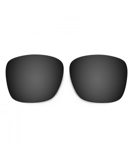 Hkuco Replacement Lenses For Oakley TwoFace XL Sunglasses Black Polarized