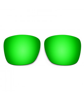 Hkuco Replacement Lenses For Oakley TwoFace XL Sunglasses Emerald Green Polarized