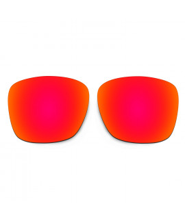 Hkuco Replacement Lenses For Oakley TwoFace XL Sunglasses Red Polarized