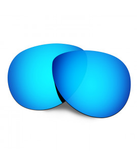 Hkuco Replacement Lenses For Oakley Feedback Sunglasses Blue Polarized