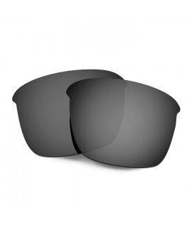Hkuco Replacement Lenses For Oakley Thinlink Sunglasses Black Polarized