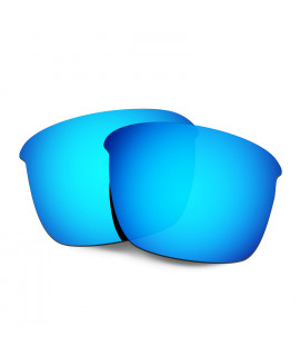 Hkuco Replacement Lenses For Oakley Thinlink Sunglasses Blue Polarized