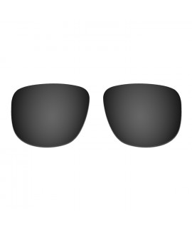 Hkuco Replacement Lenses For Oakley Holbrook R Sunglasses Black Polarized