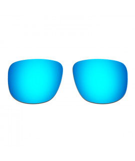 Hkuco Replacement Lenses For Oakley Holbrook R Sunglasses Blue Polarized