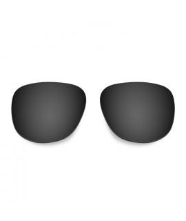 Hkuco Replacement Lenses For Oakley Crossrange R Sunglasses Black Polarized