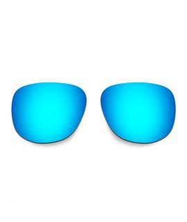 Hkuco Replacement Lenses For Oakley Crossrange R Sunglasses Blue Polarized