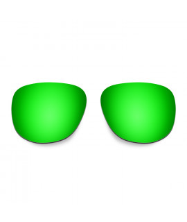 Hkuco Replacement Lenses For Oakley Crossrange R Sunglasses Emerald Green Polarized