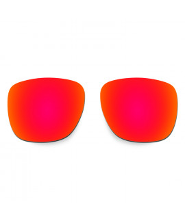 Hkuco Replacement Lenses For Oakley Crossrange XL Sunglasses Red Polarized