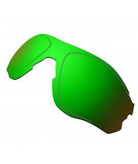 Hkuco Replacement Lenses For Oakley EVZero OO9308 Sunglasses Emerald Green Polarized