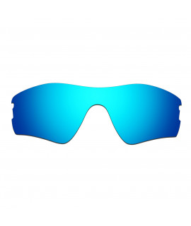 Hkuco Mens Replacement Lenses For Oakley Radar Pitch Sunglasses Blue Polarized