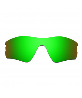 Hkuco Mens Replacement Lenses For Oakley Radar Pitch Sunglasses Emerald Green Polarized