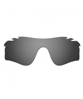 Hkuco Mens Replacement Lenses For Oakley Radarlock Path Vented Sunglasses Black Polarized