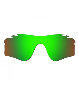 Hkuco Mens Replacement Lenses For Oakley Radarlock Path Vented Sunglasses Emerald Green Polarized
