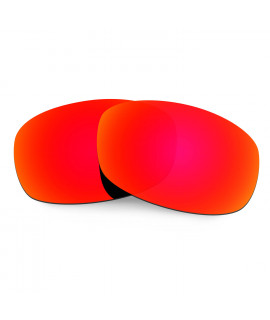 Hkuco Mens Replacement Lenses For Costa Brine Sunglasses Red Polarized