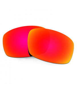 Hkuco Mens Replacement Lenses For Costa Caballito Sunglasses Red Polarized