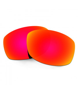 Hkuco Mens Replacement Lenses For Costa Zane Sunglasses Red Polarized