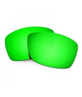 Hkuco Mens Replacement Lenses For Costa Corbina Sunglasses Emerald Green Polarized
