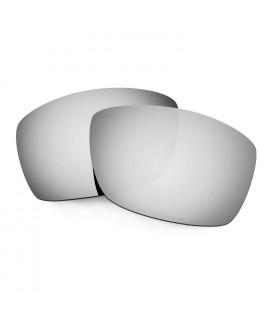 Hkuco Mens Replacement Lenses For Costa Corbina Sunglasses Titanium Mirror Polarized
