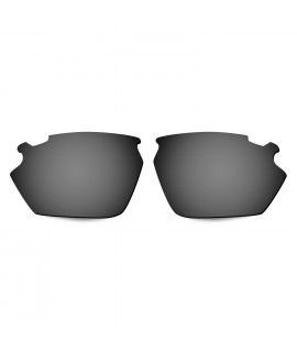 Hkuco Replacement Lenses For Rudy Stratofly Sunglasses Black Polarized