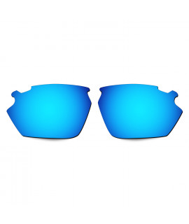Hkuco Replacement Lenses For Rudy Stratofly Sunglasses Blue Polarized
