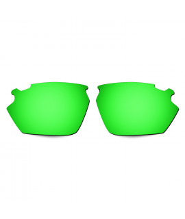 Hkuco Replacement Lenses For Rudy Stratofly Sunglasses Emerald Green Polarized
