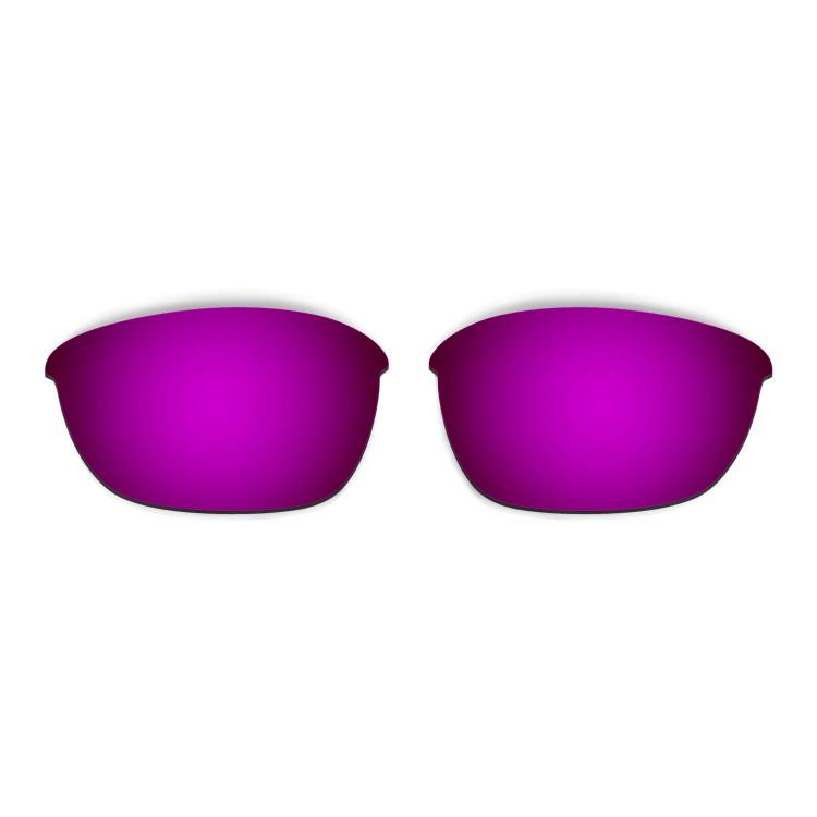 776f09084c5 Hkuco Mens Replacement Lenses For Oakley Half Jacket 2.0 Sunglasses Purple  Polarized