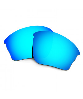 HKUCO Blue Polarized Replacement Lenses For Oakley Half jacket XLJ Sunglasses