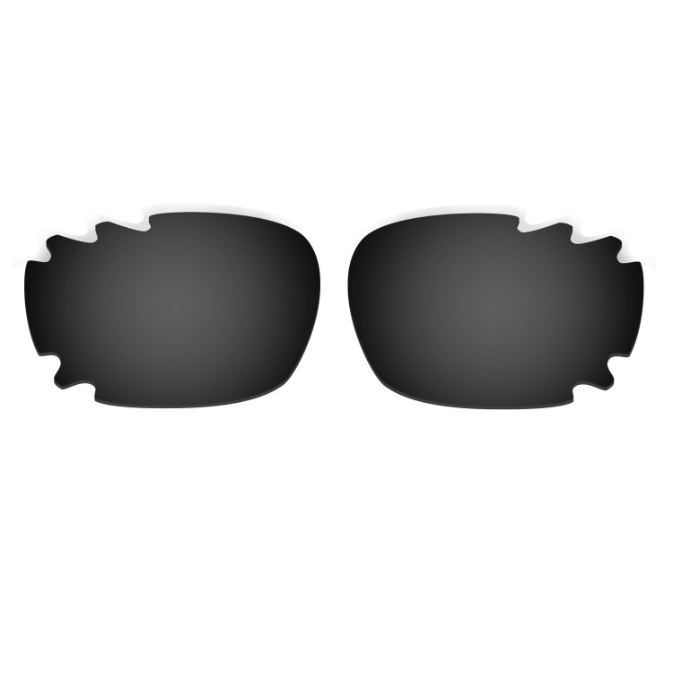 24f7f409ee1 HKUCO Black Replacement Lenses For Oakley Jawbone Vented Sunglasses