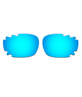 HKUCO Blue Replacement Lenses For Oakley Jawbone Vented Sunglasses