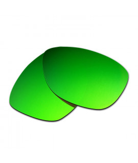 Hkuco Mens Replacement Lenses For Oakley Jupiter Sunglasses Emerald Green Polarized