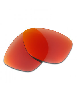 HKUCO Red Polarized Replacement Lenses For Oakley Jupiter Sunglasses