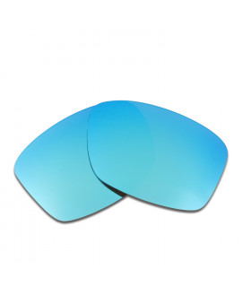 HKUCO Blue Polarized Replacement Lenses For Oakley Jupiter Squared Sunglasses