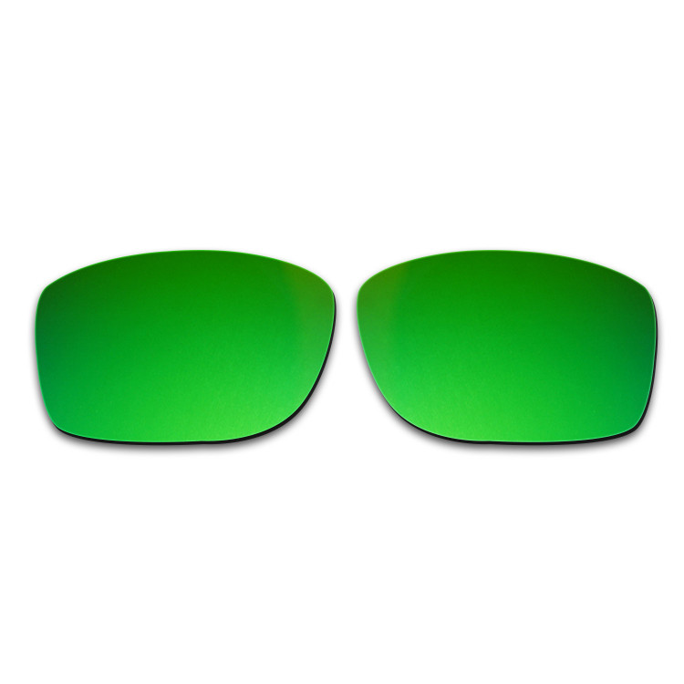 bb4820ae4cd HKUCO Green Polarized Replacement Lenses For Oakley Jupiter Squared  Sunglasses