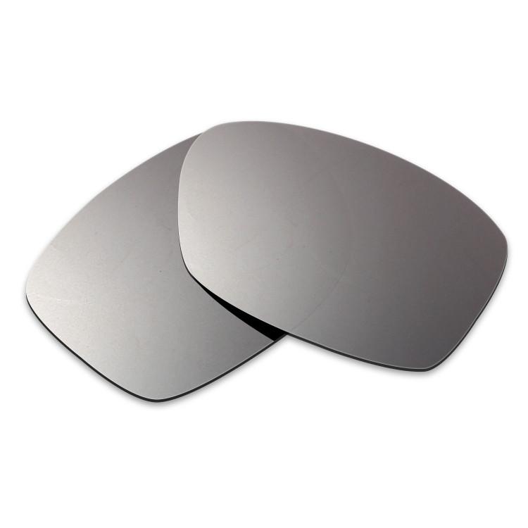 76a1790ac7c HKUCO Titanium Mirror Polarized Replacement Lenses For Oakley Jupiter  Squared Sunglasses