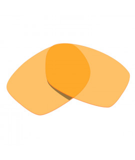 Hkuco Transparent Yellow Polarized Replacement Lenses For Oakley Jupiter Squared Sunglasses