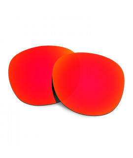 HKUCO Red Polarized Replacement Lenses For Oakley Latch Sunglasses