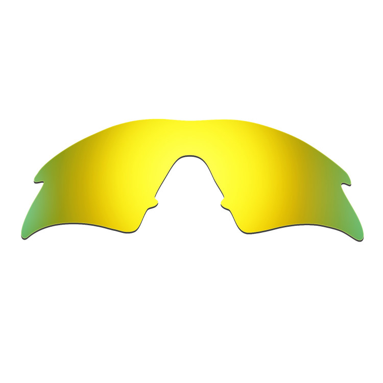 HKUCO 24K Gold Polarized Replacement Lenses For Oakley M Frame Sweep ...