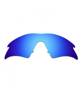 HKUCO Blue Polarized Replacement Lenses For Oakley M Frame Sweep Sunglasses