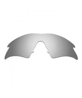 HKUCO Titanium Polarized Replacement Lenses For Oakley M Frame Sweep Sunglasses