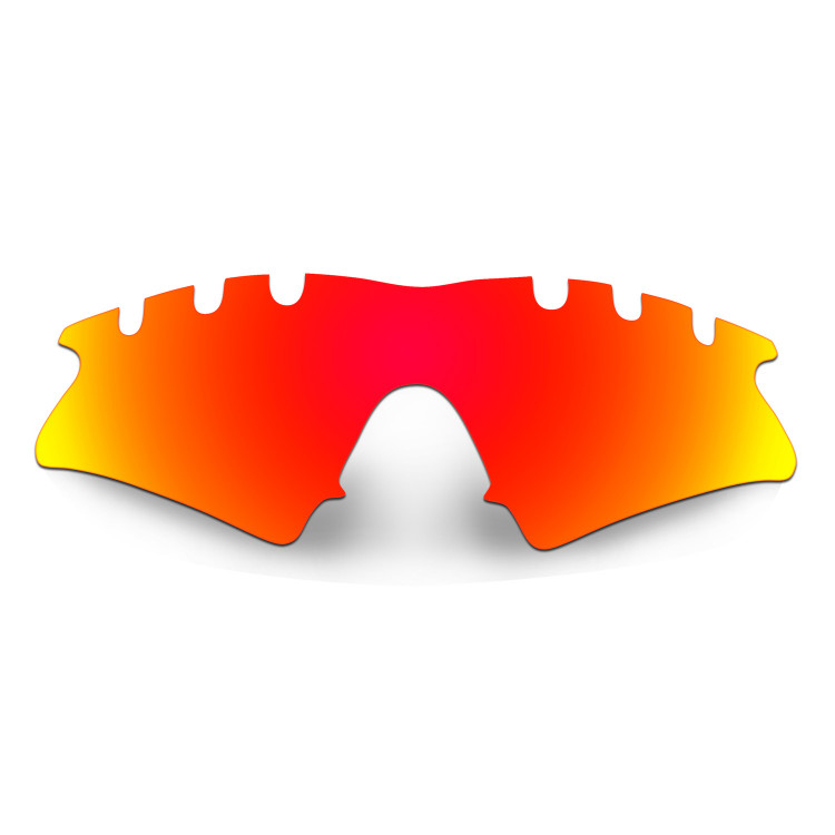 Hkuco Mens Replacement Lenses For Oakley M Frame Sweep-Vented ...
